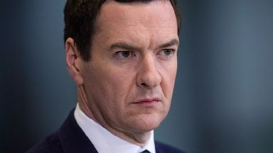 George Osborne standing down as MP