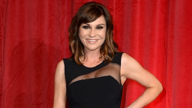 Emmerdale star Lucy Pargeter welcomes twin girls