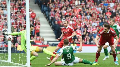 Holt: Hibs can be happy with their season