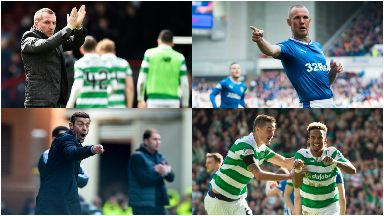 Old Firm Collage