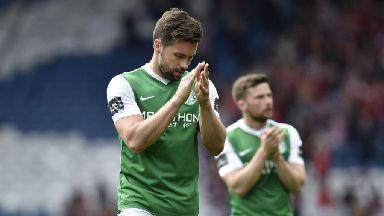 Darren McGregor on his contract situation
