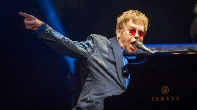 Sir Elton John recovering after two days in intensive care fighting 'potentially deadly' infection
