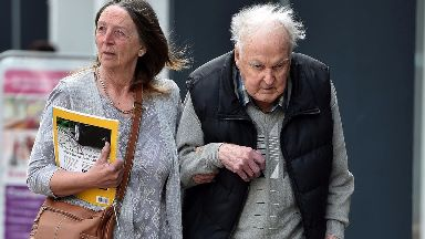 Denver Beddows leaves Liverpool Crown Court.