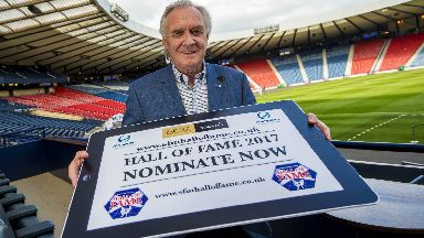 David Hay launching search for Scottish Football Hall of Fame entries