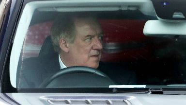 Sir David Murray: Former owner recalled striking £1 deal with Whyte.