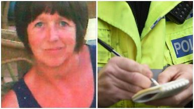 Margaret Thomson, missing, Methil. Police pic.