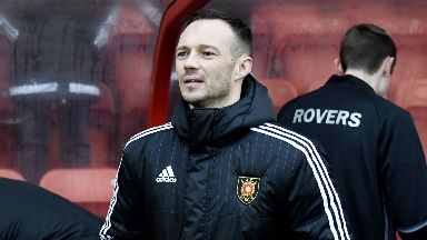 Darren Young - Albion Rovers
