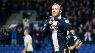 Ross County 4-0 ICT