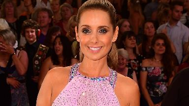 Strictly Come Dancing star Louise Redknapp denies that her marriage is in trouble