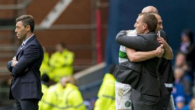 Rodgers: Only Celtic disappointment is not scoring more