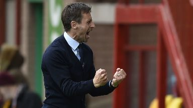 Impact: McCann has won his first game in charge.