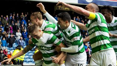 Scottish Premiership highlights: Rangers 1-5 Celtic