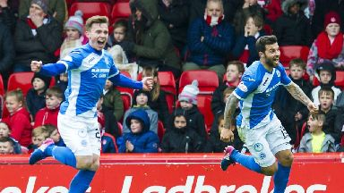 Scottish Premiership highlights: Aberdeen 0-2 St Johnstone