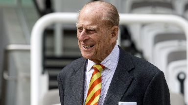 Prince Philip at Lord's cricket ground engagement day before he announced he is retiring from public life