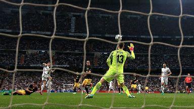 Real Madrid 3-0 Atletico Madrid