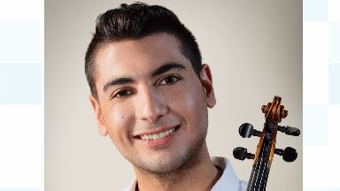Syrian refugee who fled war-torn country with only his violin releases debut album