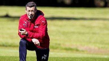 Pedro Caixinha on transfers