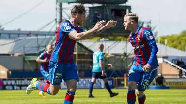 Scottish Premiership highlights: Inverness 2-1 Hamilton Accies