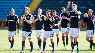 Scottish Premiership highlights: Kilmarnock 0-1 Dundee