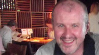 Missing: Family of Steve Sutherland devastated.