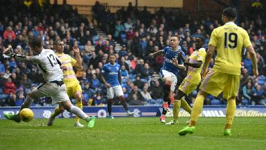 Scottish Premiership highlights: Rangers 2-1 Hearts