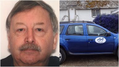Robert Stevenson: His family have been informed of discovery.