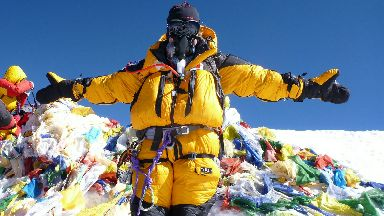 EVEREST Mollie Hughes on Everest 2012 uploaded Tuesday may 16 2017