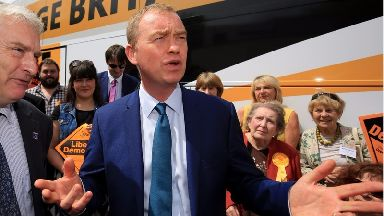 Liberal Democrats offer fresh Brexit vote at the heart of manifesto pledges