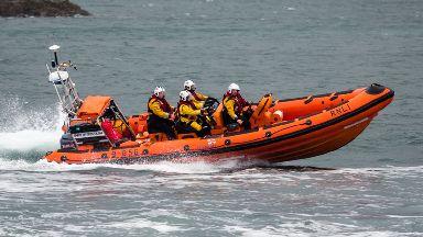 RNLI Kyle of Lochalsh generic/stock image #rescuegeneric