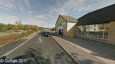 THEFT Co-op store in Lawers Drive, Panmurefield, Broughty Ferry uploaded Thursday May 18 2017