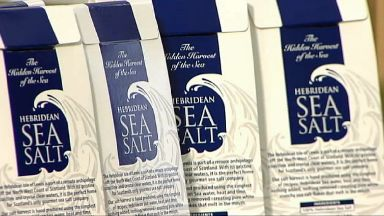 Hebridean Sea Salt. Or is it?