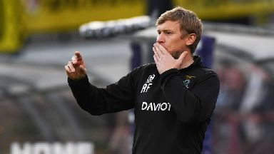 Foran: Pressure has shifted from Inverness to Hamilton