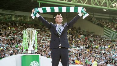Expectation: Rodgers was asked to revitalise Celtic.
