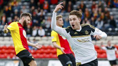 Aberdeen highlights