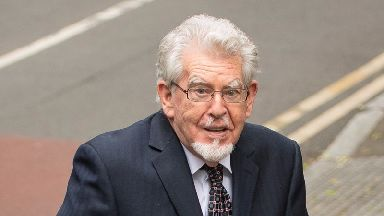Rolf Harris makes first court appearance since prison release