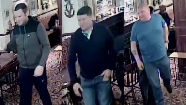 CCTV images released after Bonnyrigg assault.