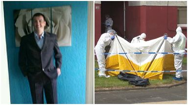 Jaymie Hall collage, man who died in Dumbryden Gardens attack in Wester Hailes.