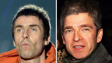 Oasis fans had hoped Liam and Noel Gallagher would perform together at the Manchester benefit gig.