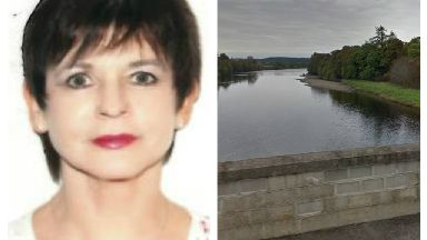 Moira Morrison: Large scale search launched after disappearance.