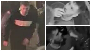 CCTV released after serious assault on George Street May 5 2017