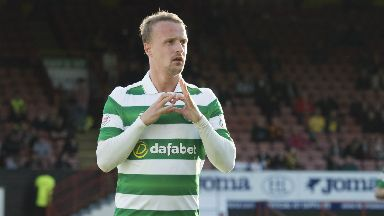 Griffiths has returned to first-team duties.