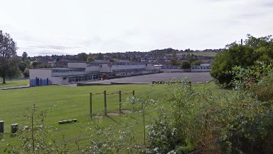 Valley Primary: School pupils escaped during their lunch break.
