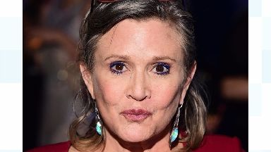 Carrie Fisher died of sleep apnoea and other factors.