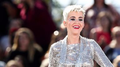 Katy Perry said Twitter gave her a voice to speak to fans.