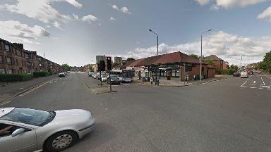 Dumbarton Road at Balmoral Street
