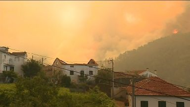 Portuguese officials deny reports of fire-fighting plane crash amid battle to contain huge fires