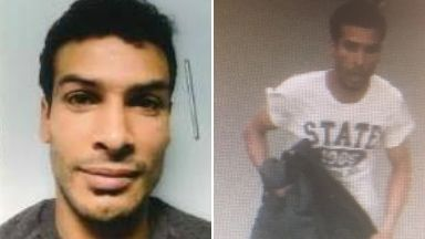 Abdelnabi Alainani, 30, missing psychiatric patient from Midpark Hospital in Dumfries