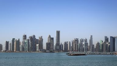 Qatar's government did not have any immediate reaction to the list.