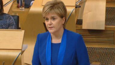 Nicola Sturgeon 2017