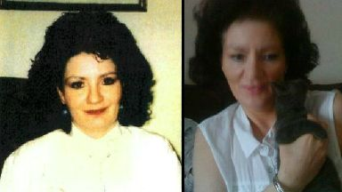 Missing Amanda Pickens. Police composite pic.